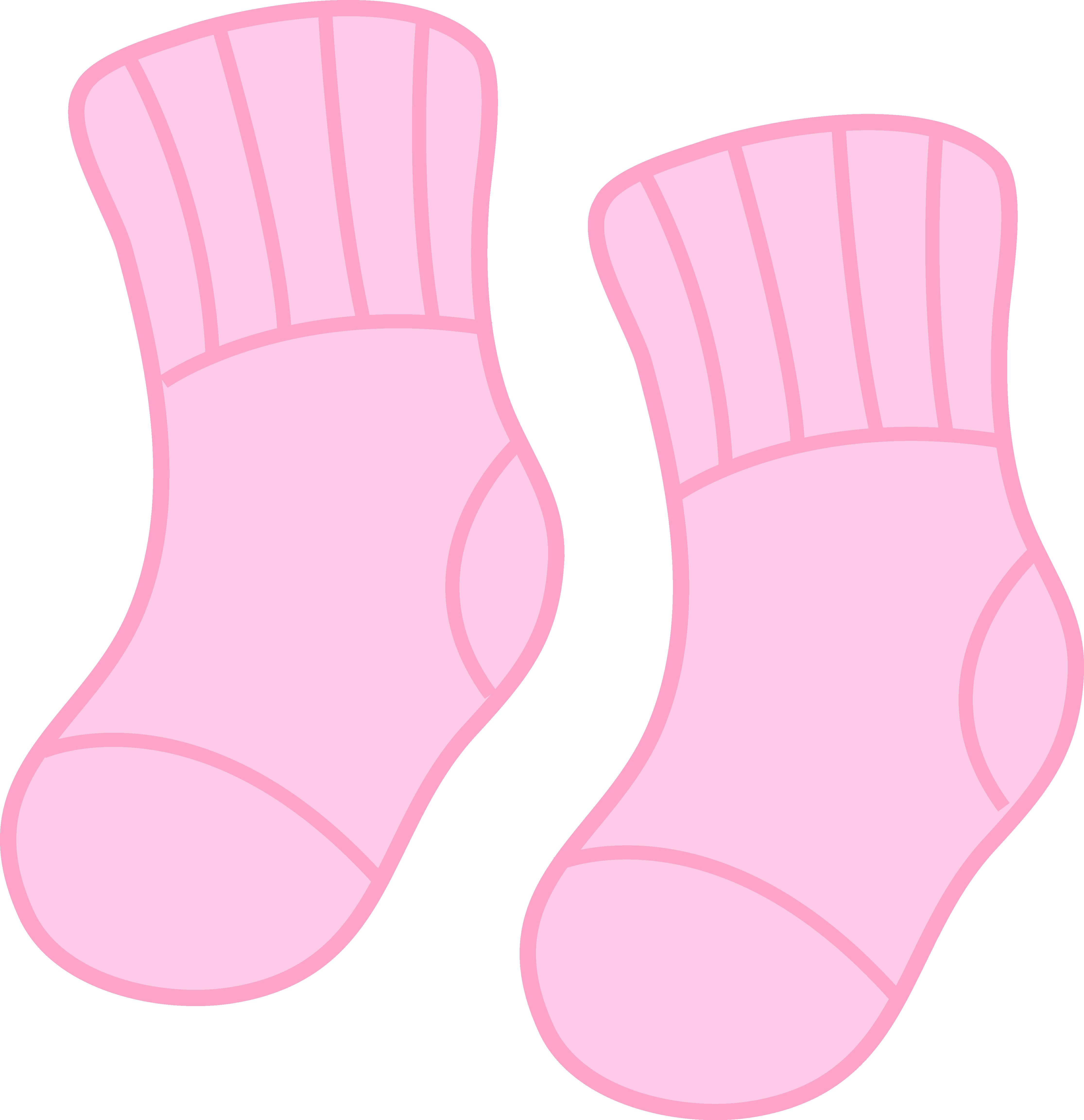 Girls socks clipart cute svg freeuse Girl Socks Clipart svg freeuse