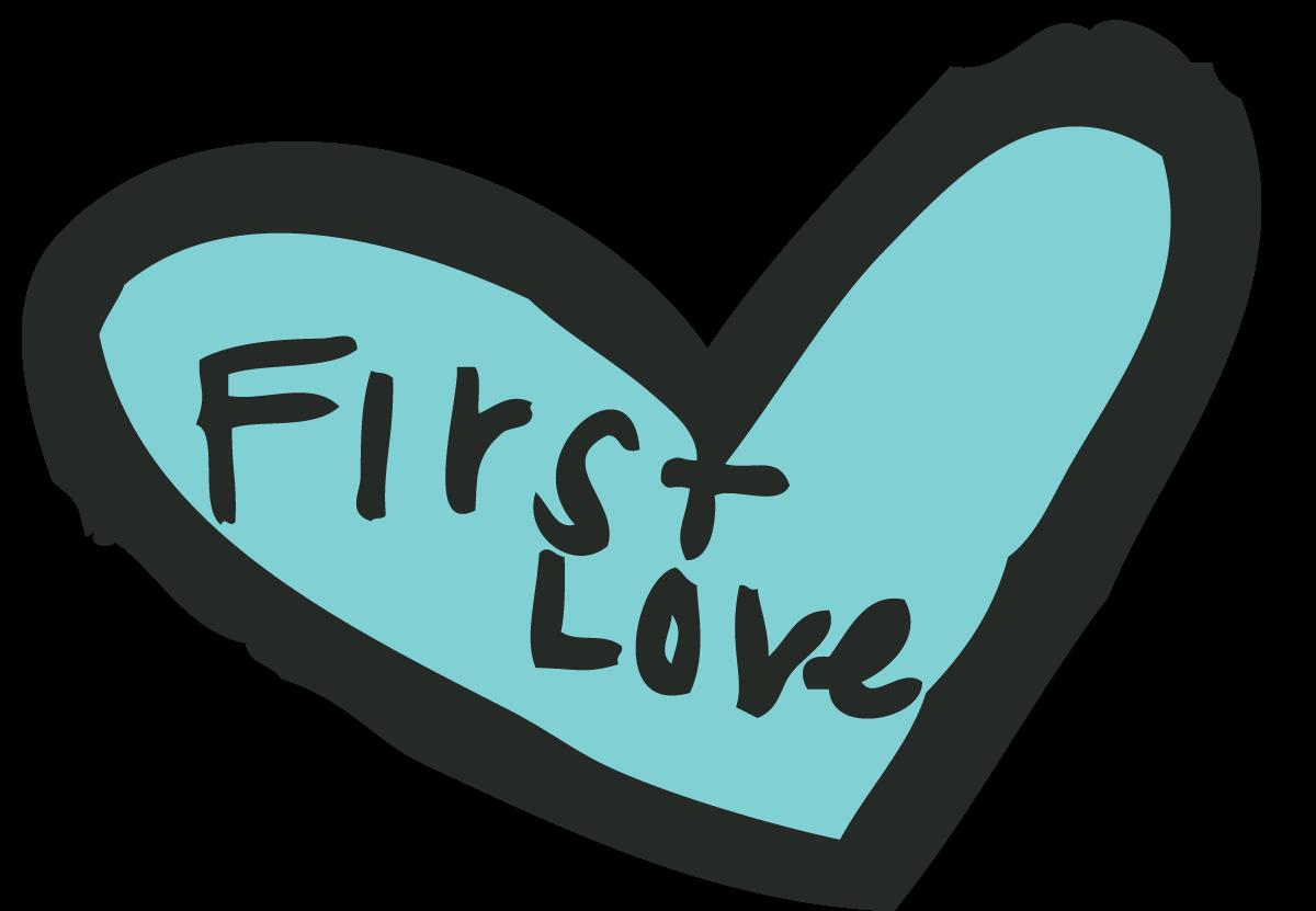 Girly heart clipart jpg stock All Things Girly Illustrating: first love jpg stock