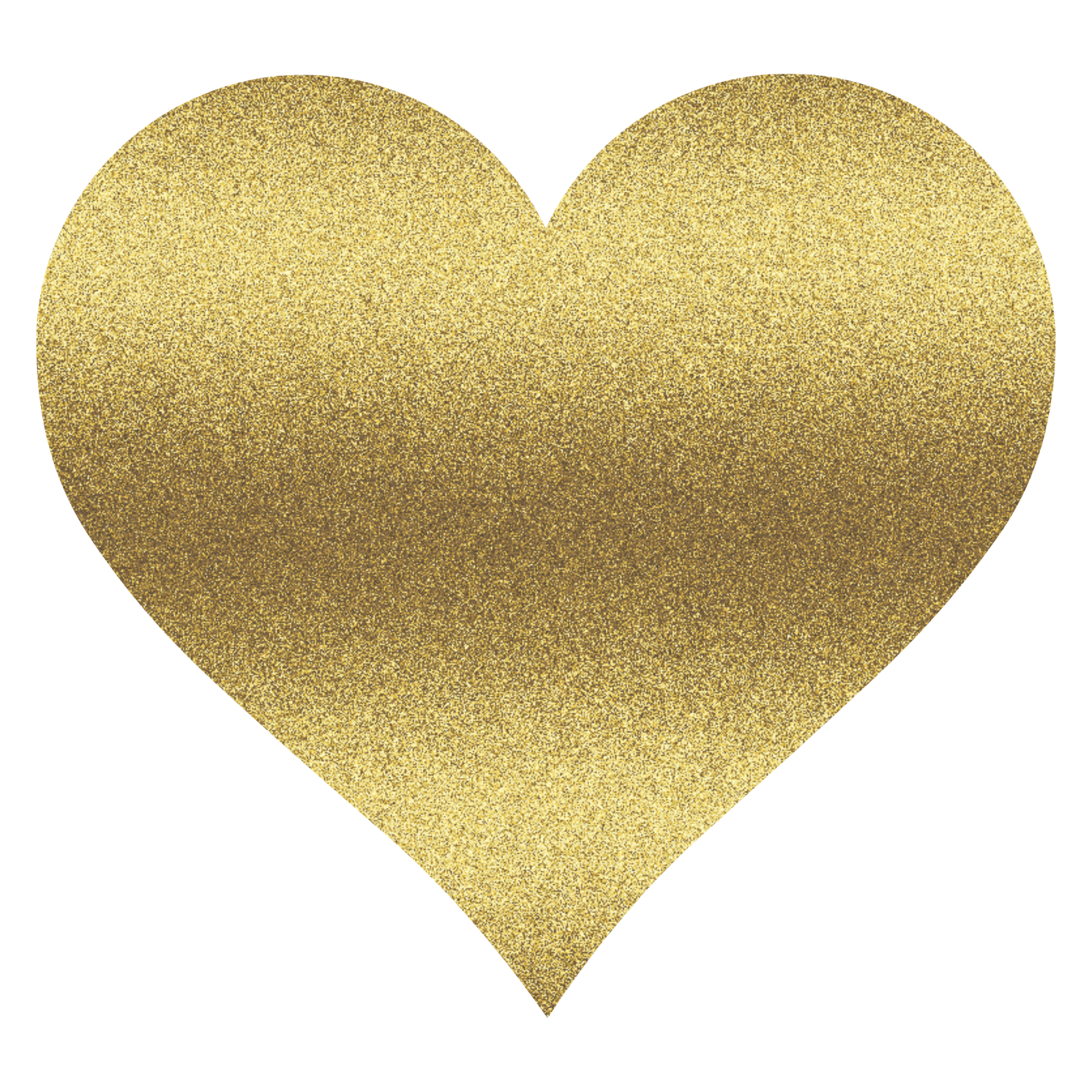 Glitter basketball clipart png library stock gold-heart-glitter - Ronald McDonald House Charities of Maine png library stock