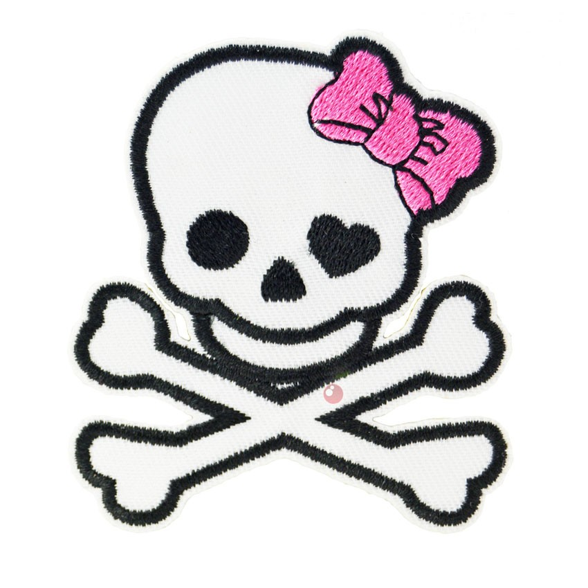 Girly skull clipart banner freeuse download Girly Skull Pictures Free - Free Clipart banner freeuse download