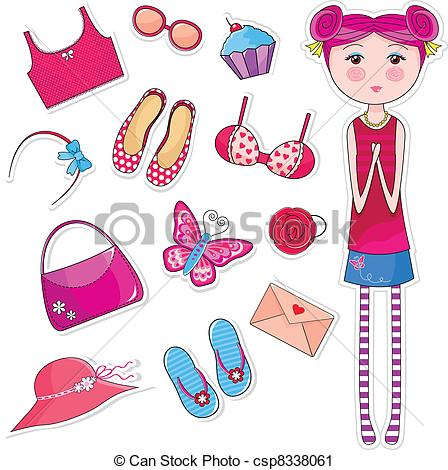 Girly things clipart banner royalty free download Girly things clipart 1 » Clipart Station banner royalty free download