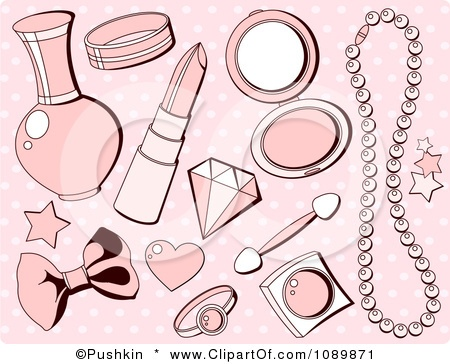 Girly things clipart svg freeuse library Girly things clipart 4 » Clipart Station svg freeuse library