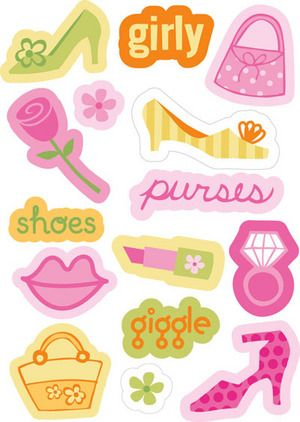 Girly things clipart banner library download Girly things clipart 2 » Clipart Station banner library download