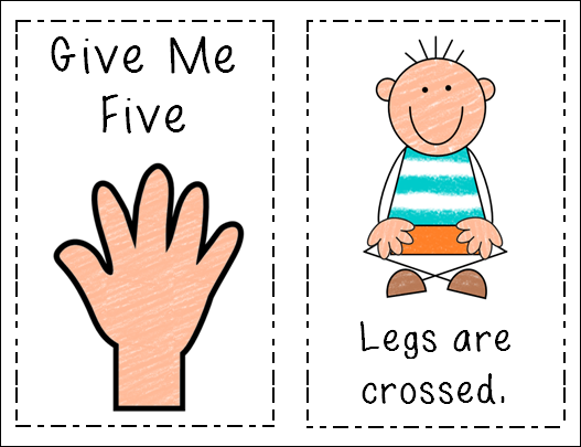 Give me clipart clip freeuse library Give Me Five Clipart | school | Classroom management, Classroom ... clip freeuse library