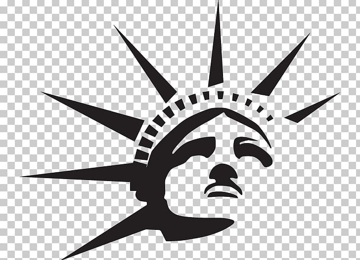 Give me liberty clipart black and white royalty free library Statue Of Liberty Ellis Island Drawing PNG, Clipart, Black And White ... royalty free library