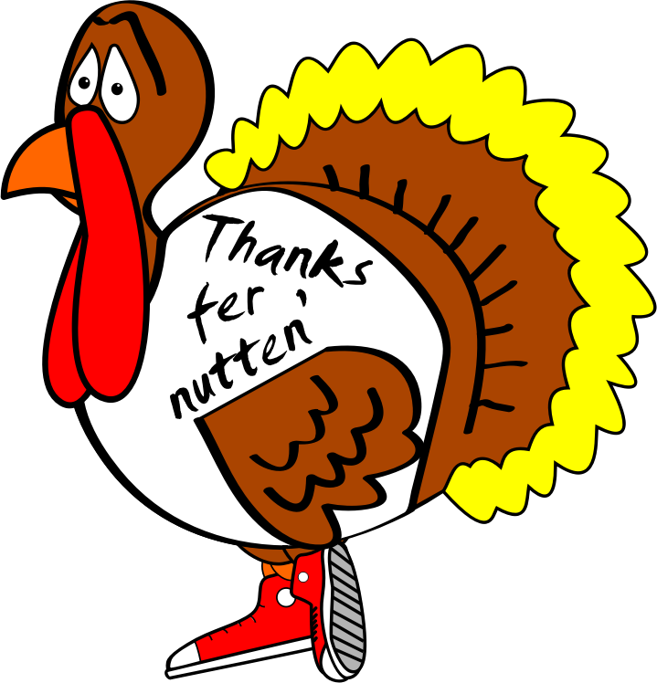 Give thanks turkey clipart clip art transparent download Free funny thanksgiving clip art images clipart collection clip art transparent download
