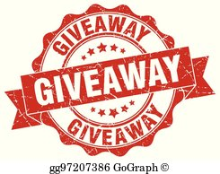Giveaway clipart picture free library Giveaway Clip Art - Royalty Free - GoGraph picture free library