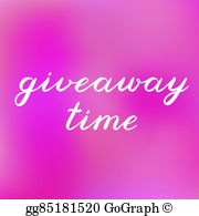 Giveaway clipart transparent library Giveaway Clip Art - Royalty Free - GoGraph transparent library