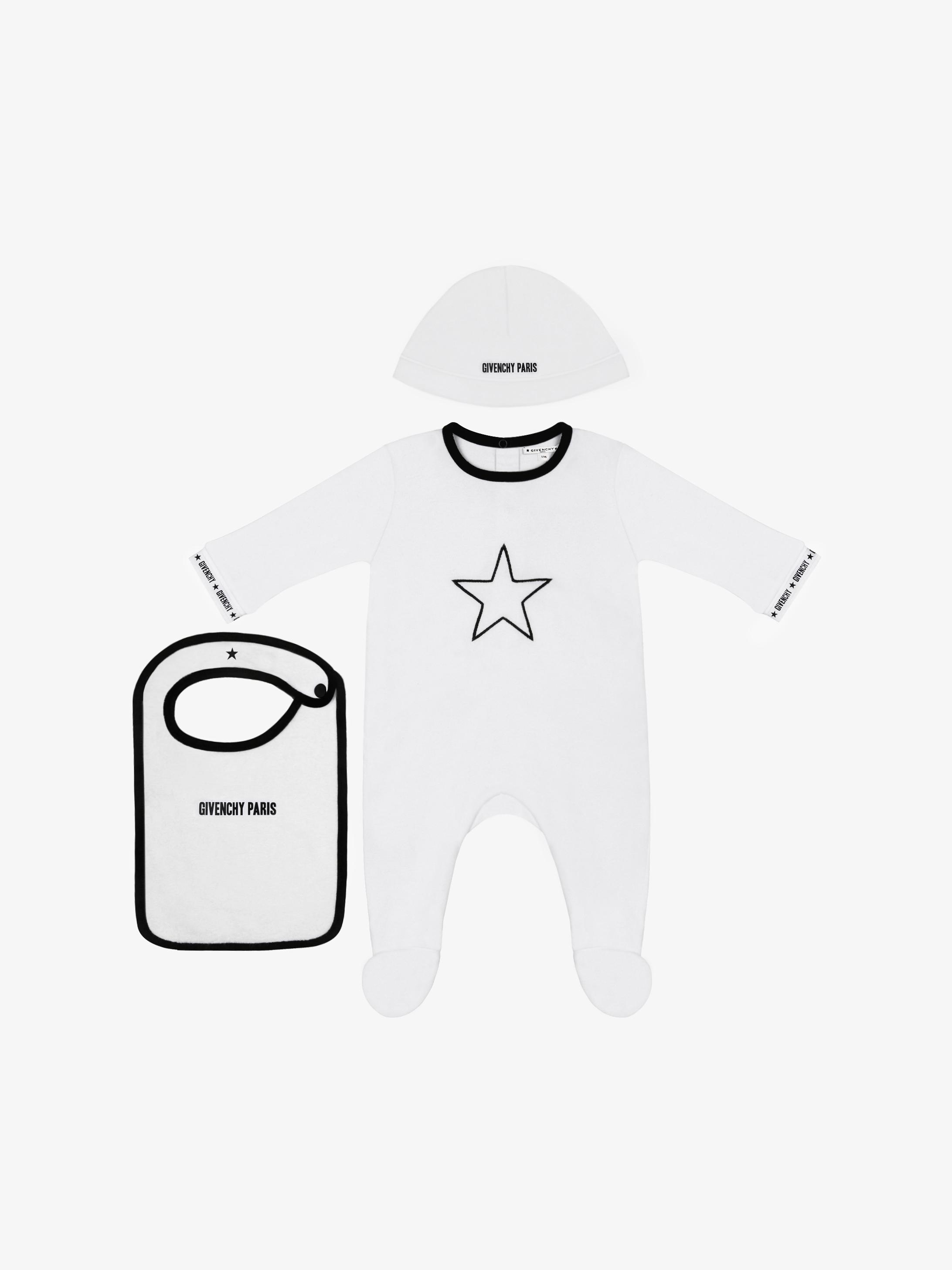 Givenchy paris logo clipart vector transparent stock Pyjamas, hat and bib gift set | GIVENCHY Paris vector transparent stock