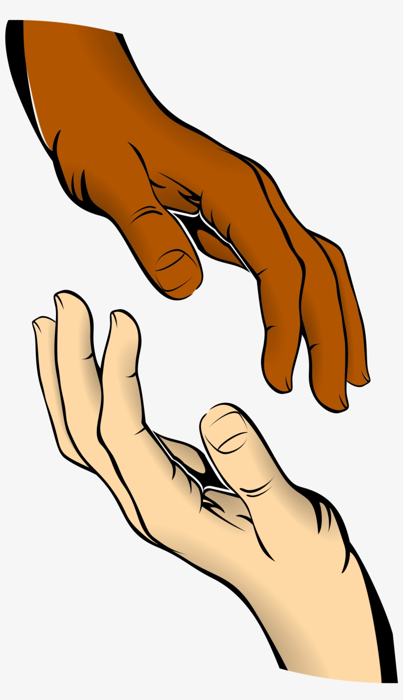 Giving hand clipart clip freeuse library Illustrations And Clipart Giving Hands Clipart - Hands Reaching Out ... clip freeuse library