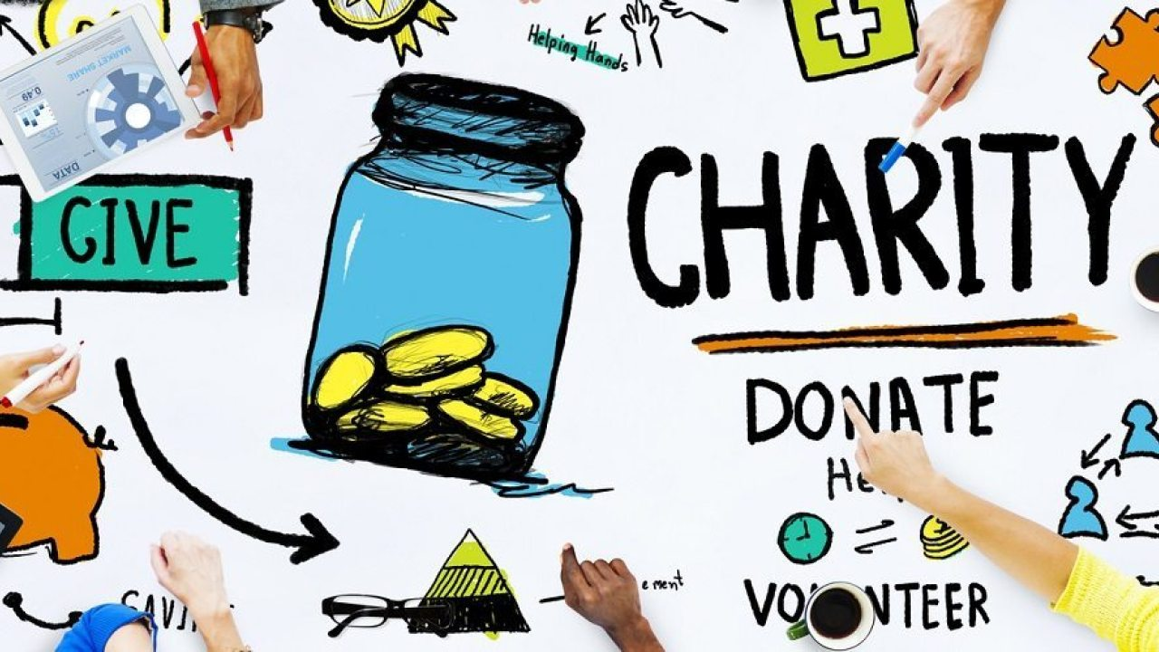 Giving to charity clipart graphic freeuse How To Give To Charity Effectively And Efficiently - The Arbing Blog graphic freeuse