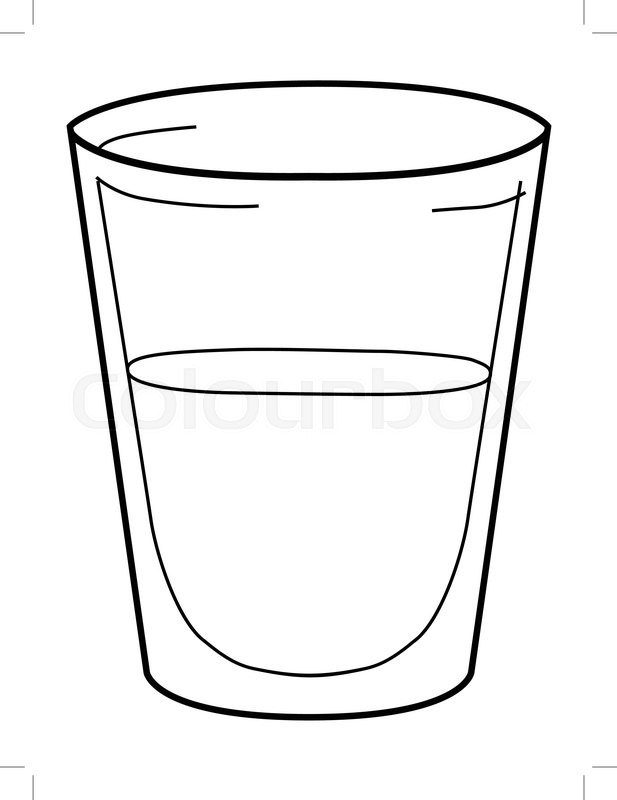 Glass clipart images clip art stock Water in a glass clipart black and white 7 » Clipart Portal clip art stock