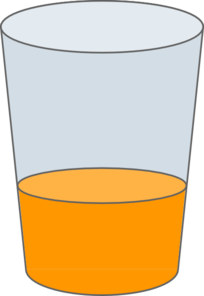 Glass clipart images picture royalty free Orange Juice In Glass Clip Art | Clipart Panda - Free Clipart Images picture royalty free