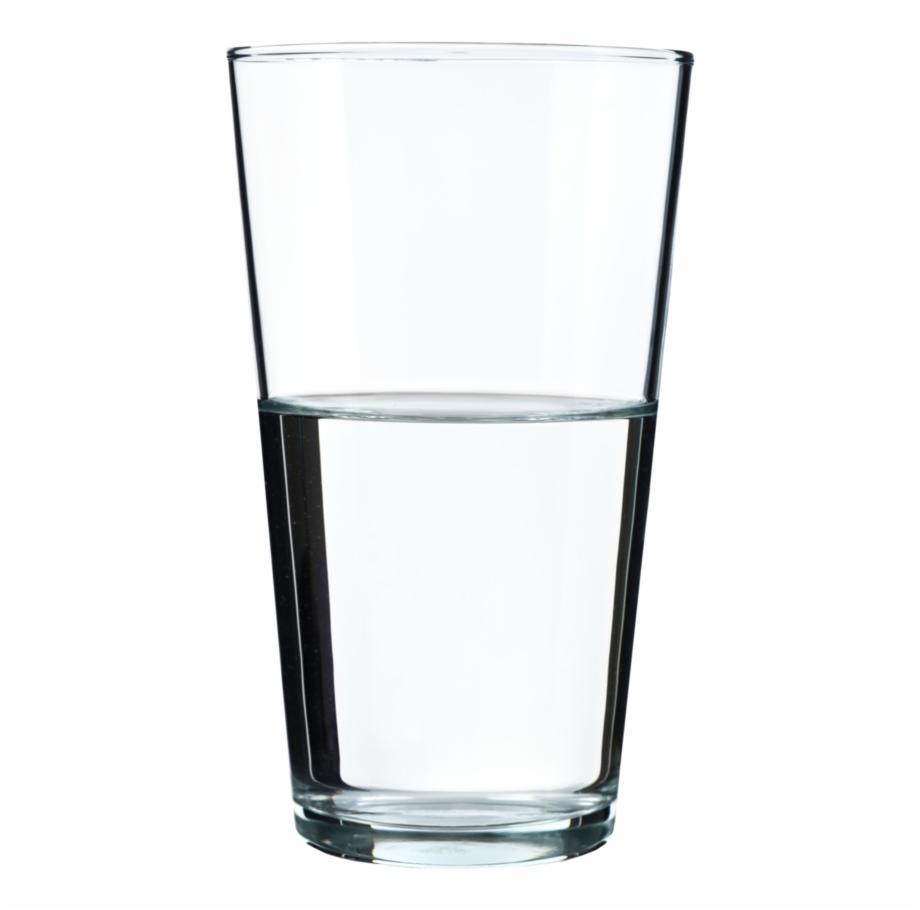 Glass half full clipart black and white transparent stock Is The Half - Glass Half Full Clipart Free PNG Images & Clipart ... transparent stock