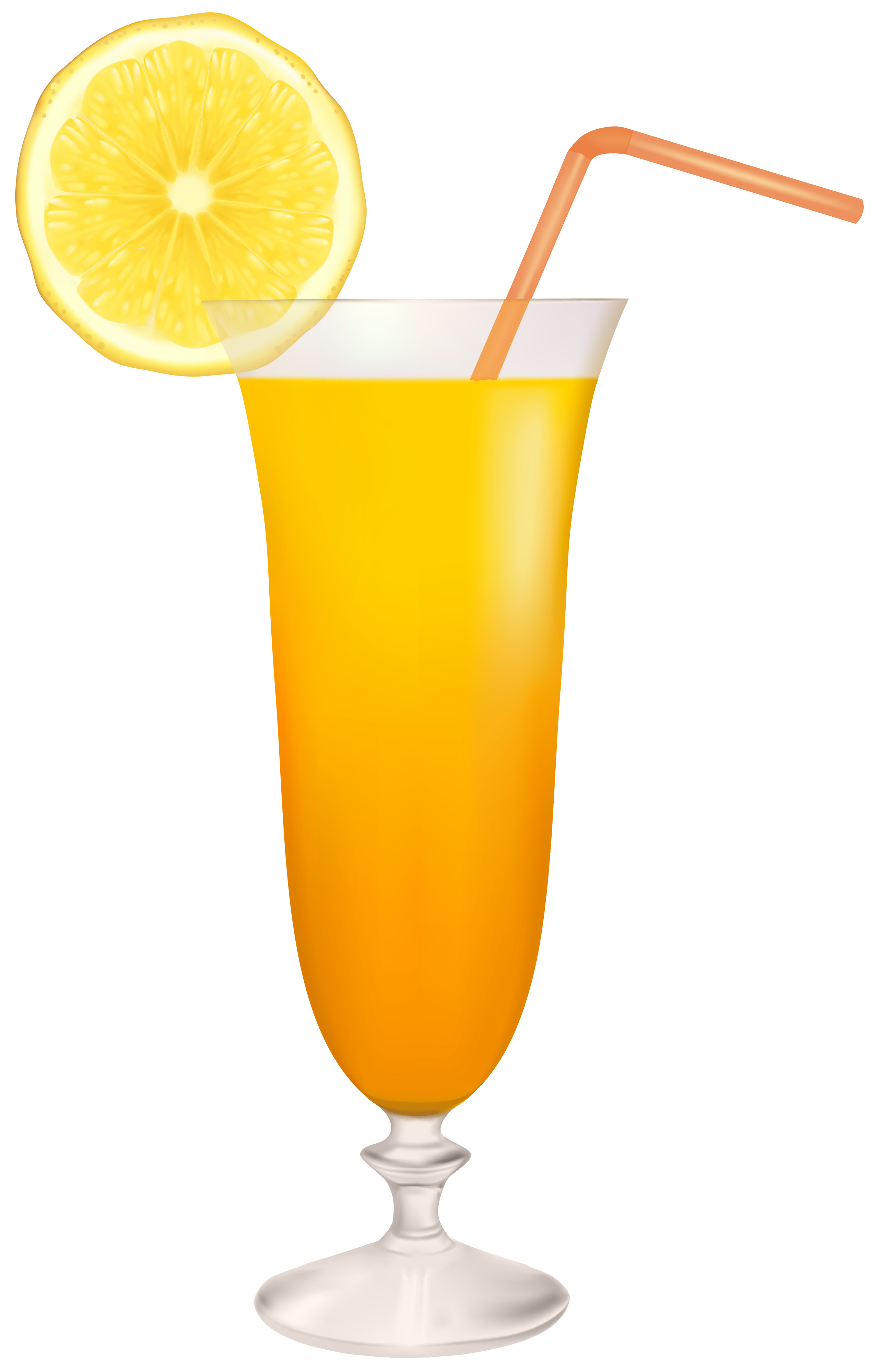 Glass house clipart graphic library stock Cocktail Glass with Lemon PNG Clipart - Best WEB Clipart graphic library stock