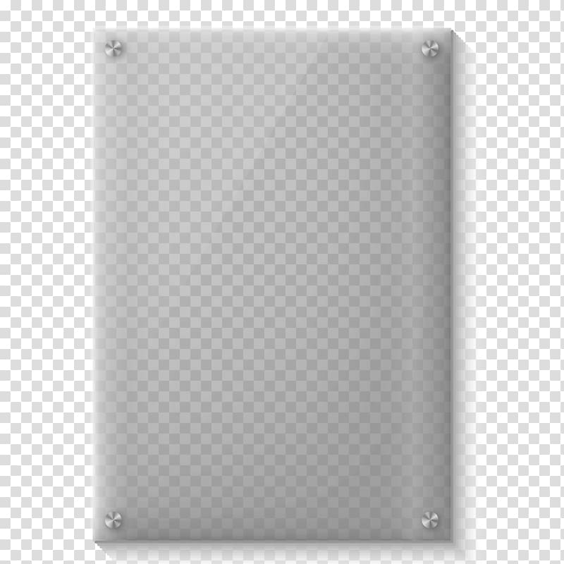 Glass material clipart graphic transparent download White Black Pattern, Rectangular acrylic glass material transparent ... graphic transparent download