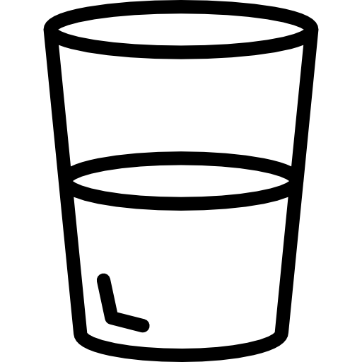 Glass of water black and white clipart clip free download Glass Of Water Clipart Black And White | Free download best Glass Of ... clip free download