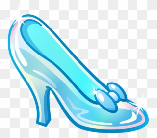 Glass slipper clipart picture free library Clip Art Library Cinderella Vector Glass Slipper - Cinderella Shoes ... picture free library