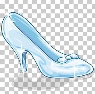 Glass slipper clipart banner black and white The Glass Slipper PNG Images, The Glass Slipper Clipart Free Download banner black and white