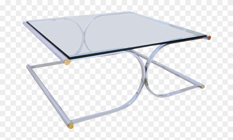 Glass table clipart