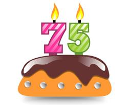 Glckwnsche zum geburtstag clipart jpg black and white Geburtstagssprüche zum 75. – Glückwünsche zum Geburtstag die ankommen jpg black and white