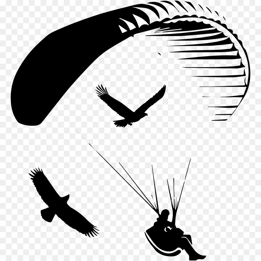 Gleitschirm clipart image freeuse download Bicycle Cartoon clipart - Paragliding, Parachute, Wing, transparent ... image freeuse download