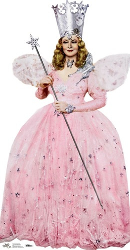 Glinda clipart picture library download Download glinda good witch - wizard of oz cardboard stand-up clipart ... picture library download