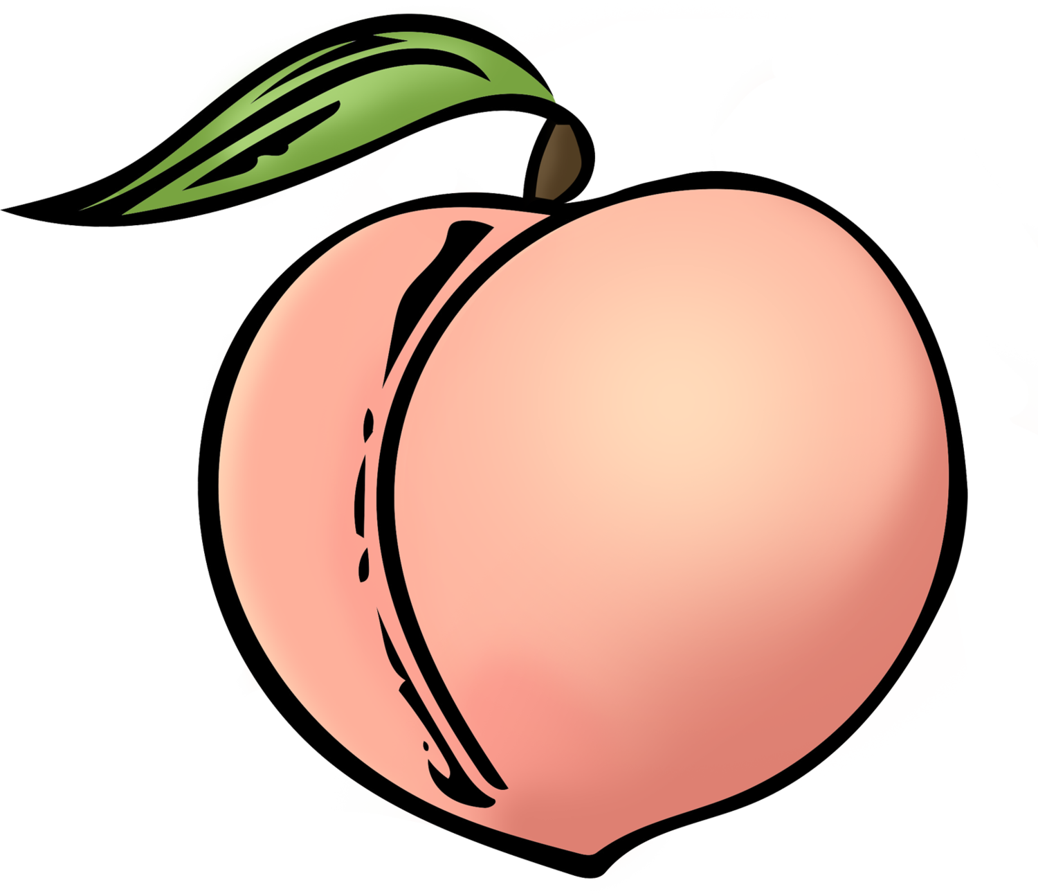 Glitter apple clipart image freeuse Nail Enhancements — Peachy Nail Spot | Fort Collins, CO image freeuse