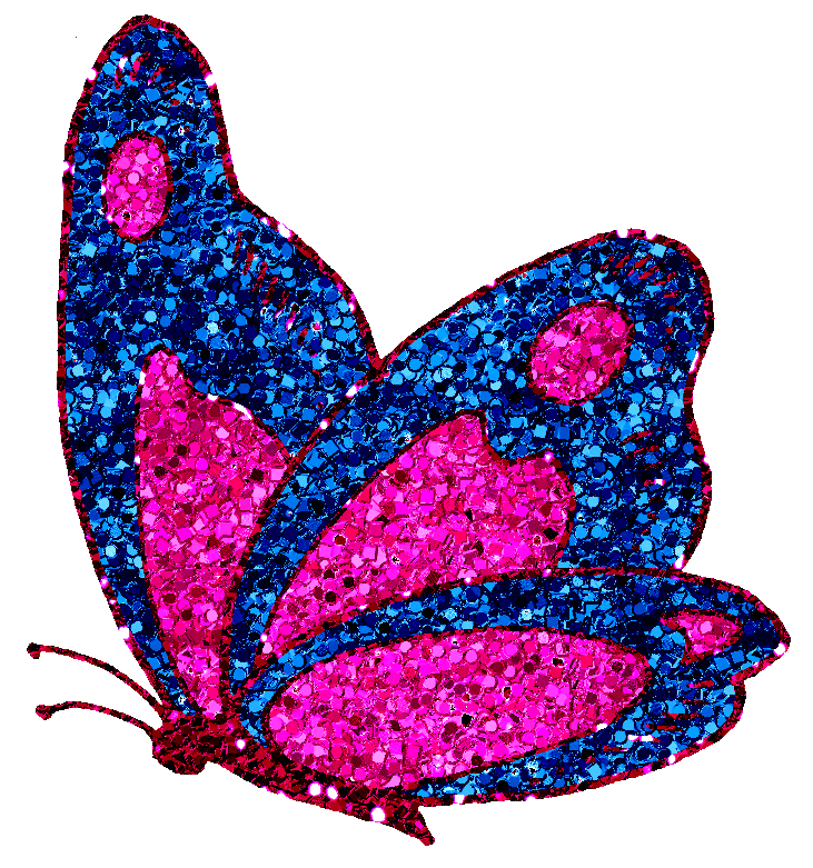 Glitter apple clipart clip art library download Glitter Free content Clip art - Blue Butterfly Pictures 731*781 ... clip art library download