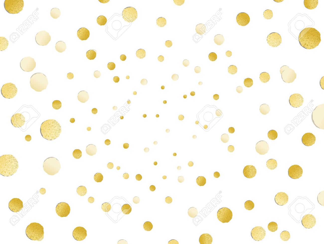 Glitter dots clipart picture royalty free stock Confetti clipart gold dot - 21 transparent clip arts, images and ... picture royalty free stock