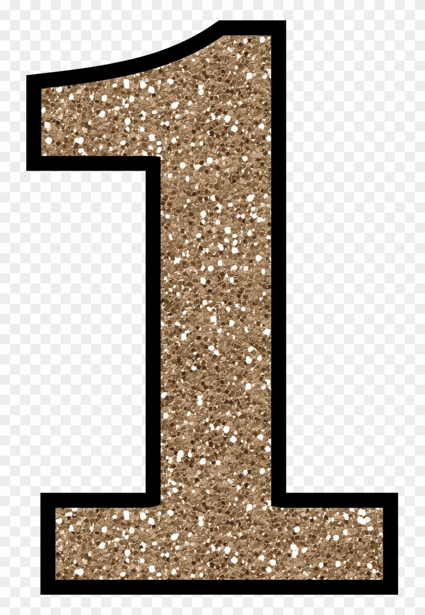 Library Of Glitter Numbers Clip Transparent Stock Png