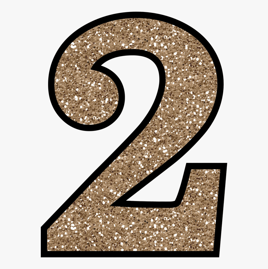 Glitter numbers clipart clip royalty free stock Numbers Clipart Glitter - Glitter Number 2 #382196 - Free Cliparts ... clip royalty free stock
