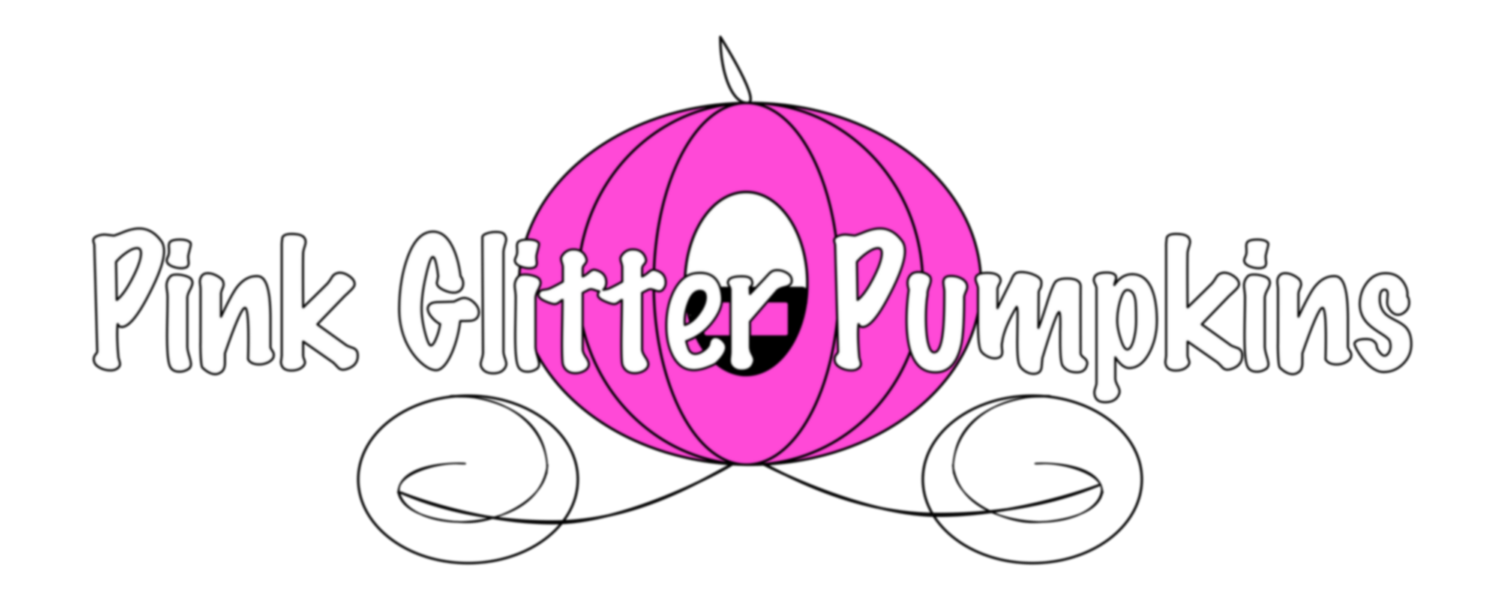 Sparkly pumpkin girly clipart clip art free library About — Pink Glitter Pumpkins clip art free library