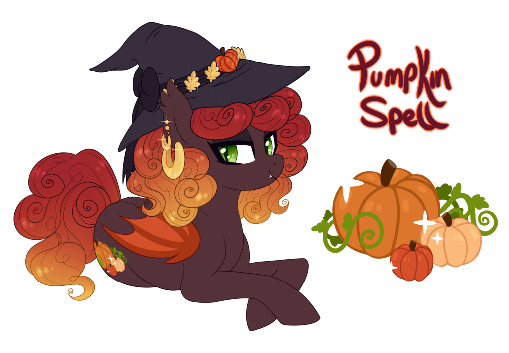 Glitter pumpkin clipart banner library stock Halloween bat pony adopt (CLOSED) by Glitterring on DeviantArt banner library stock