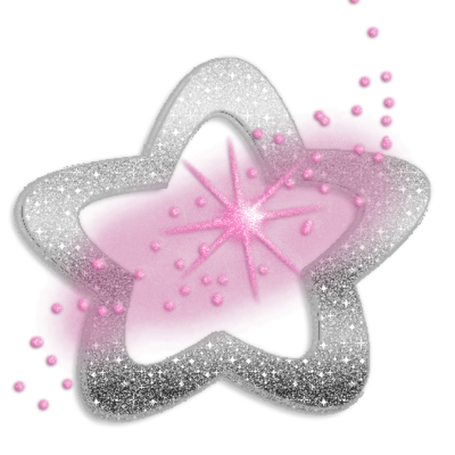 Glitter star clipart vector royalty free PNG- glitter star by miralkhan on DeviantArt vector royalty free