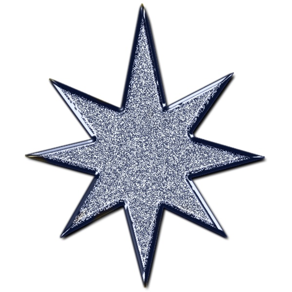 Holiday star clipart clip free Star D Glitter Carcoal | Free Images at Clker.com - vector clip art ... clip free