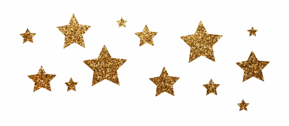 Glitter stars clipart clipart royalty free gold #stars #star #golden #glitter #glittery - Flying Star Free PNG ... clipart royalty free
