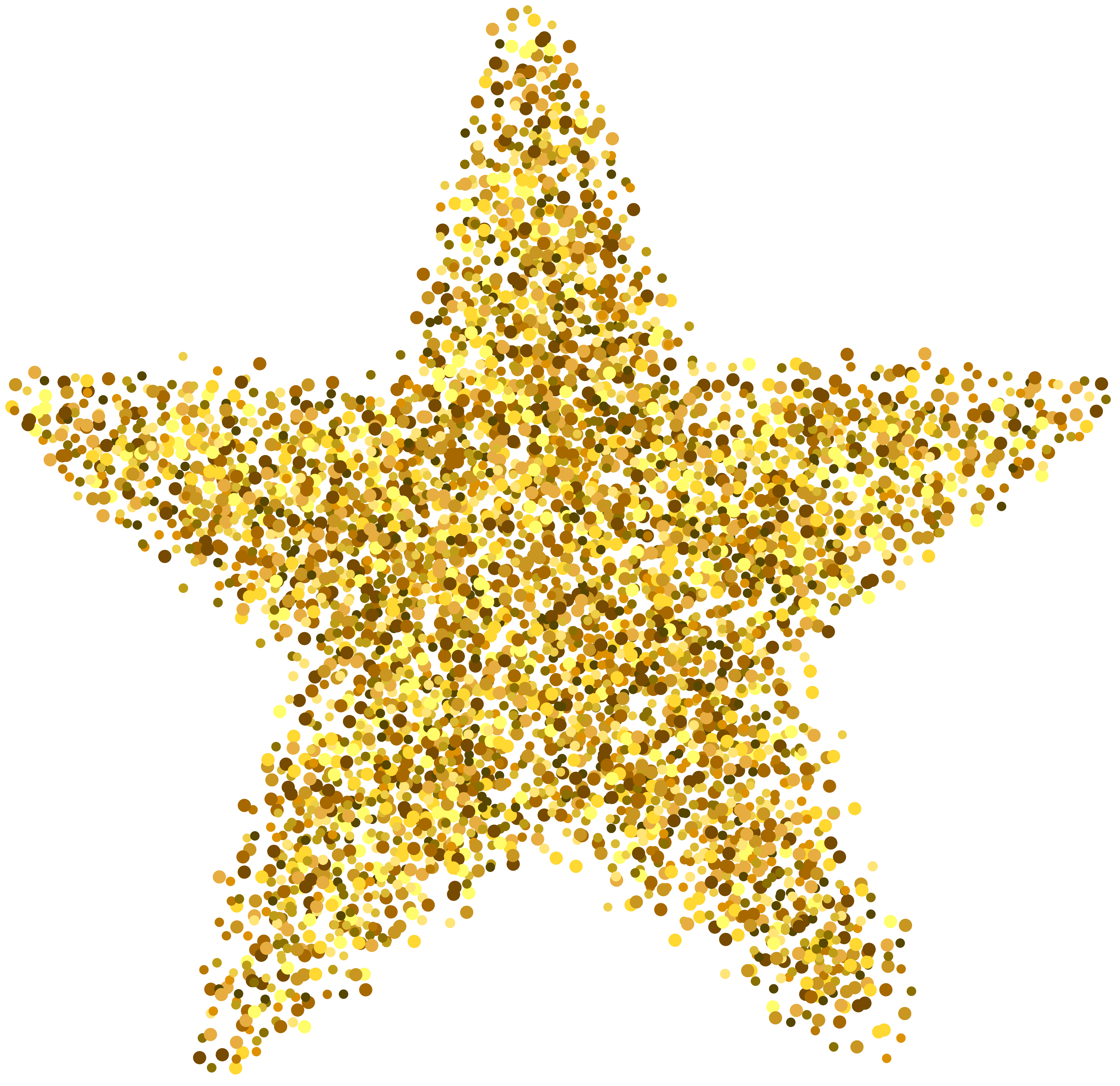 Glitter stars clipart clip library stock Glitter Star Decoration PNG Clip Art Image | Gallery Yopriceville ... clip library stock