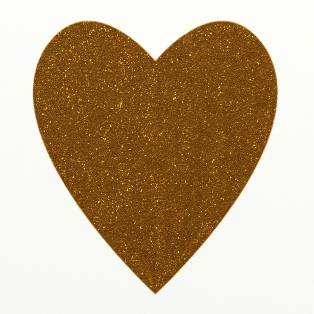 Glittery gold heart clipart graphic free library Gold Glitter Heart Clipart Free Stock Photo - Public Domain Pictures graphic free library