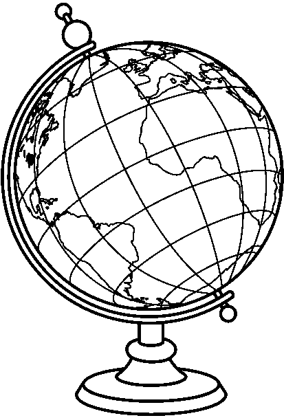 White globe clipart clipart royalty free Globe clip art gold free clipart image - Clip Art Library clipart royalty free