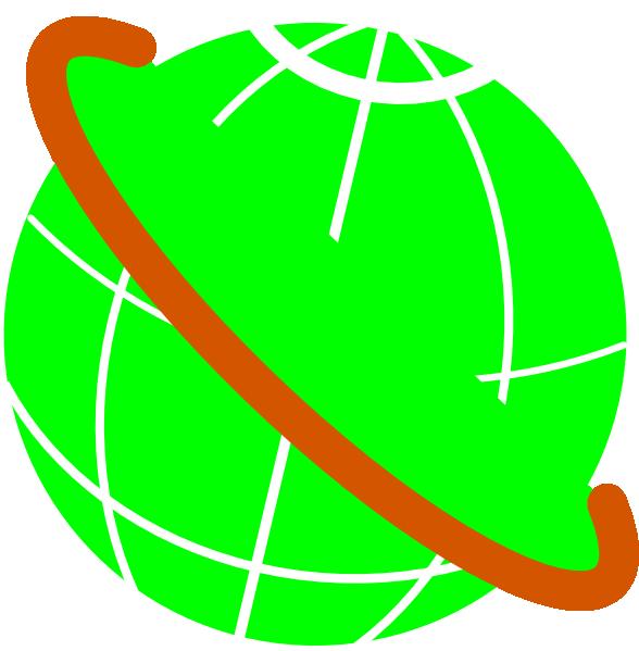 Globe apple clipart clip art download Green Globe Clip Art at Clker.com - vector clip art online, royalty ... clip art download