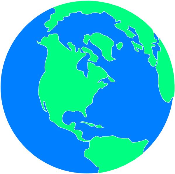 Globe apple clipart jpg black and white download Earth United States Globe World Clip art - earth cartoon 600*597 ... jpg black and white download