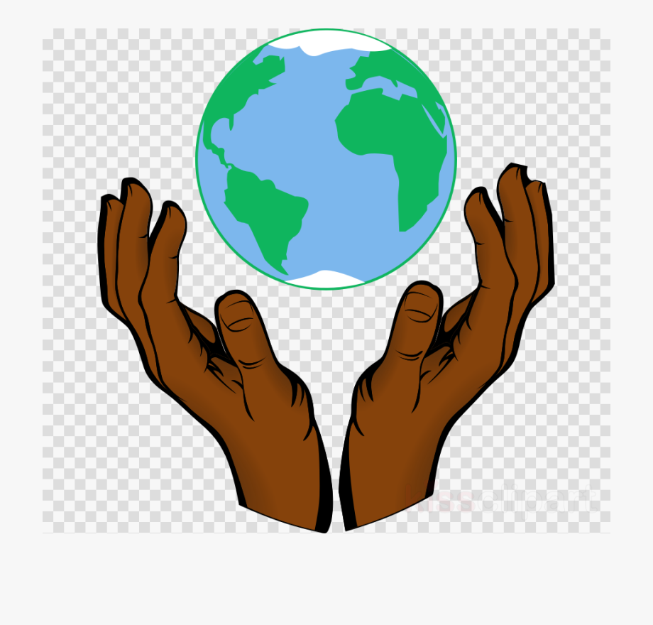 Globe hands clipart free library Earth Transparent Image Clipart Free Download In - Earth In Hands ... free library