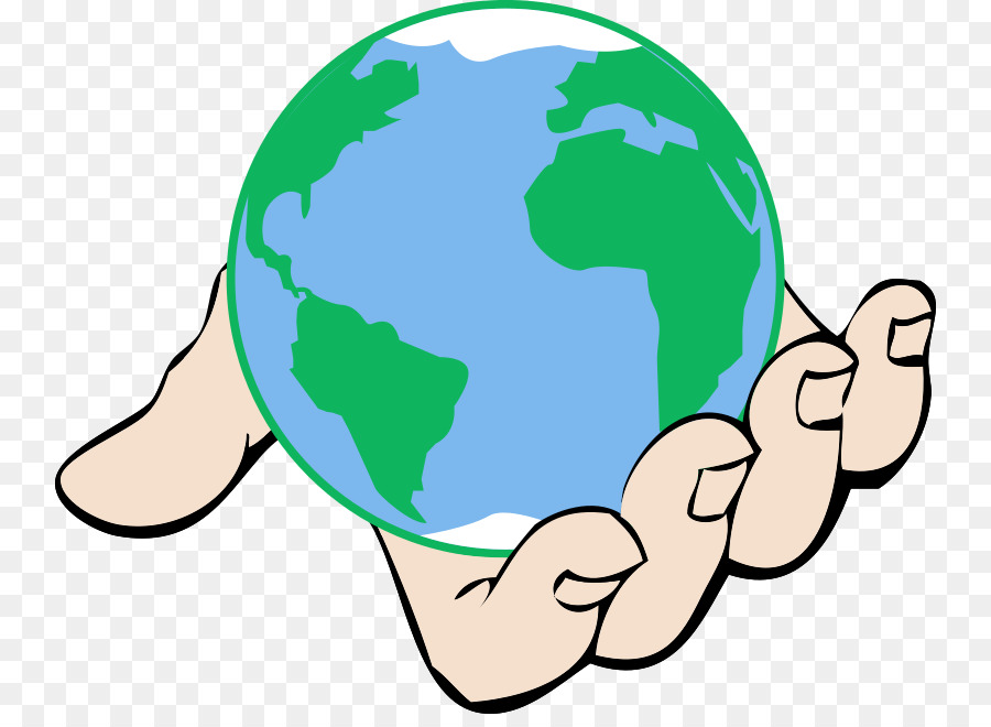 Globe hands clipart png library stock World Cartoon clipart - Hand, Globe, World, transparent clip art png library stock