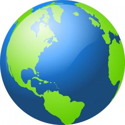 Globe map clipart download Globe Map Clip Art – Clipart Free Download download