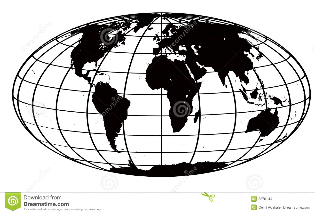 Globe map clipart clip Printable Blank World Outline Maps Royalty Free Globe Earth Free ... clip