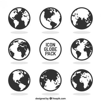 Globe vector clipart clipart royalty free stock Globe Vectors, Photos and PSD files | Free Download clipart royalty free stock