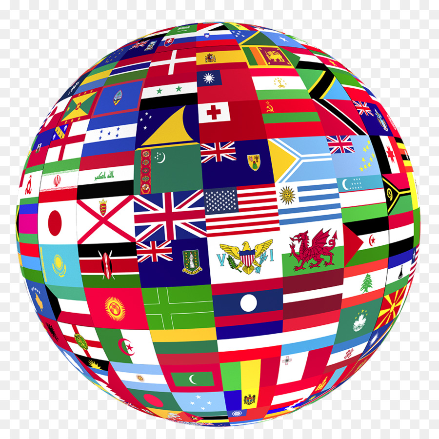 Globe with flags clipart jpg transparent stock Globe Cartoon clipart - World, Globe, Flag, transparent clip art jpg transparent stock
