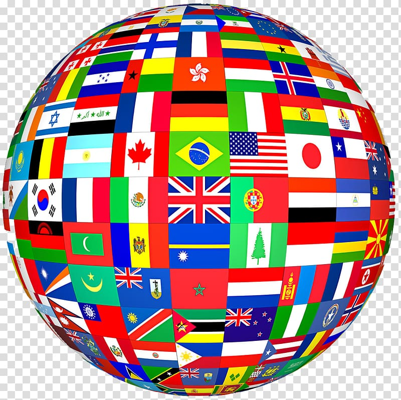 World flag images clipart png black and white Round world flag , Flags of the World Globe World Flag, country ... png black and white