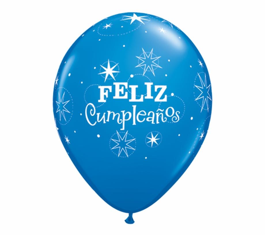 Globos de cumplea+-os clipart png transparent Feliz Cumpleaños Globos - Feliz Cumpleaños Con Globos Free PNG ... png transparent